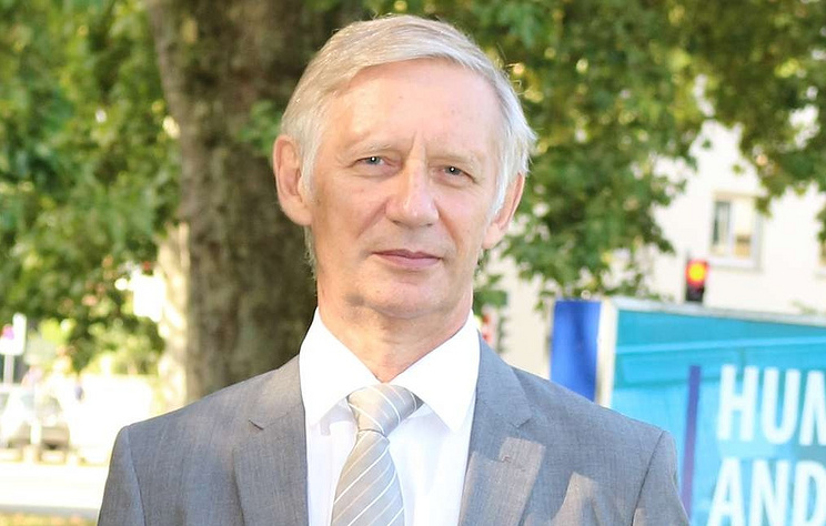 Russia's Permanent Representative to the Council of Europe Ivan Soltanovsky