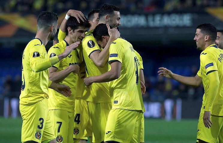 Villarreal footballers