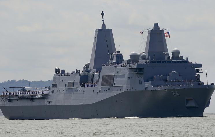 USS Arlington