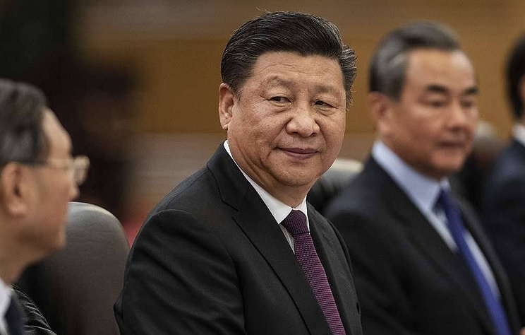 Amid trade war, China's Xi talks up economy, heads to Moscow