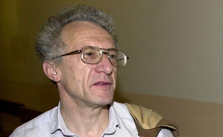 Valentin Gefter. Photo ITAR-TASS