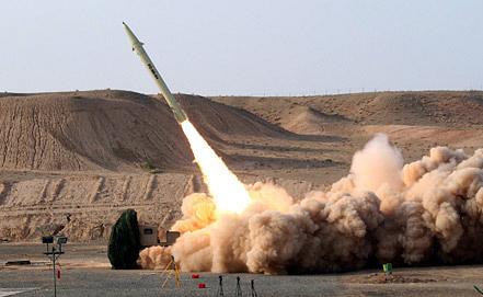 Photo EPA/IRANIAN DEFENCE MINISTRY/ITAR-TASS