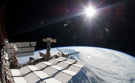 Photo EPA/NASA T.V./ITAR-TASS