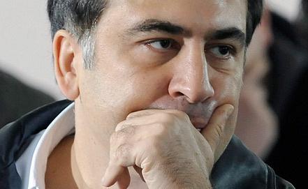 Mikhail Saakashvili. Photo EPA/ITAR-TASS