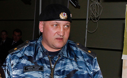 Alexander Ivanin, Photo ITAR-TASS