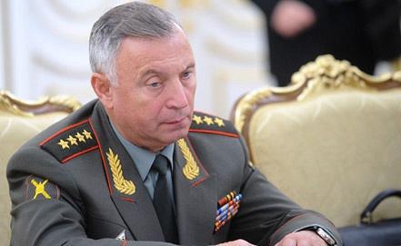Nikolai Makarov. Photo ITAR-TASS