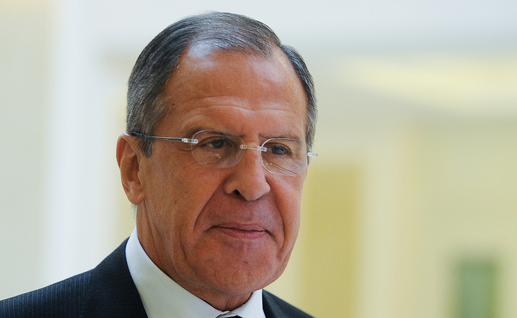 Sergei Lavrov, Photo ITAR-TASS
