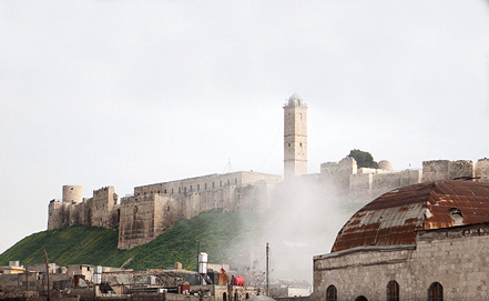 Aleppo. Photo EPA/ITAR-TASS