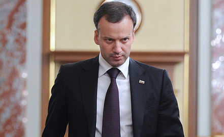Arkady Dvorkovich. Photo ITAR-TASS