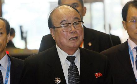 Pak Ui Chun, Photo EPA/ITAR-TASS