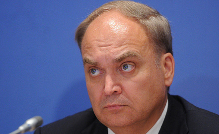 Anatoly Antonov, Photo ITAR-TASS