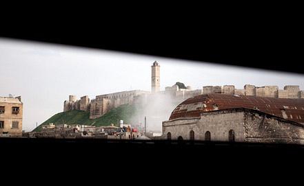 Aleppo, photo EPA/ITAR-TASS archive