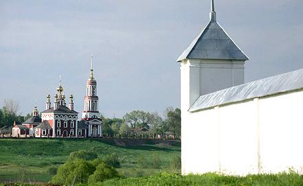 Suzdal. Photo ITAR-TASS/Vladimir Smirnov