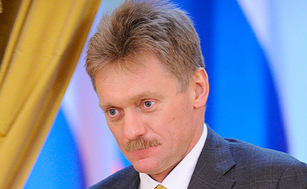 Dmitry Peskov, Photo ITAR-TASS/Valery Sharifulin