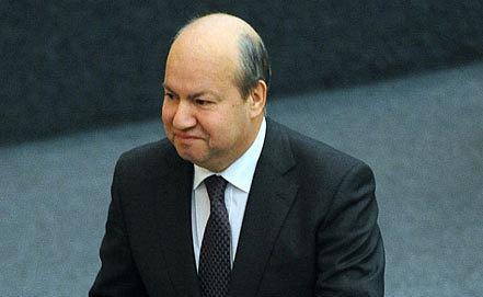 Vasily Likhachev. Photo ITAR-TASS / Valery Sharifulin