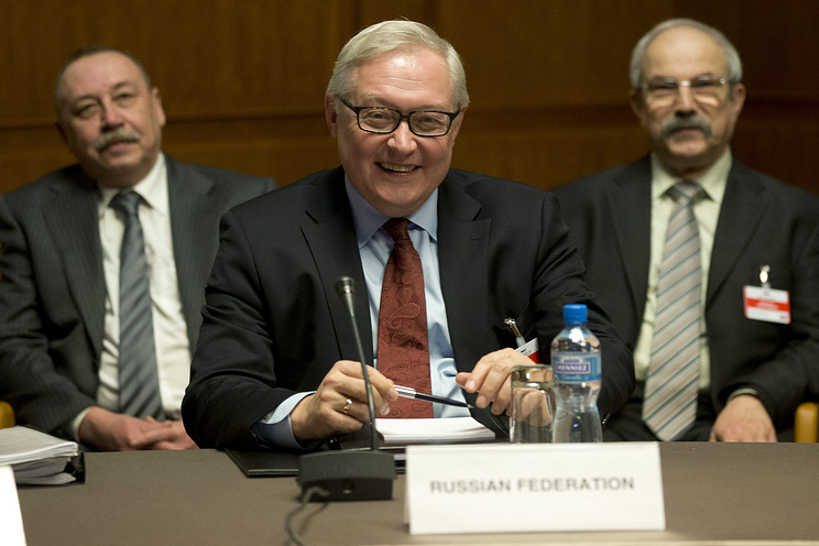 Sergei Ryabkov