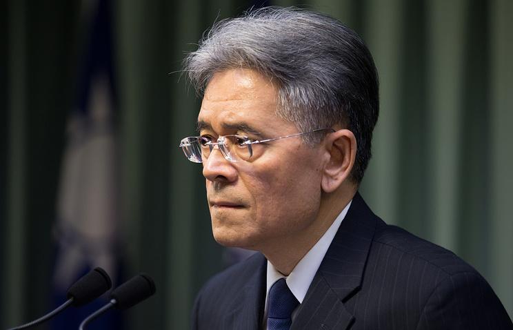Глава тайваньского внешнеполитического ведомства Саймон Кэ