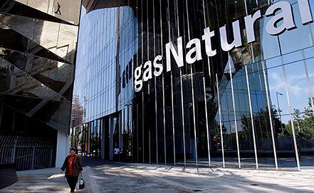 Штаб-квартира компании Gas Natural Fenosa в Барселоне. Фото EPA/TONI ALBIR
