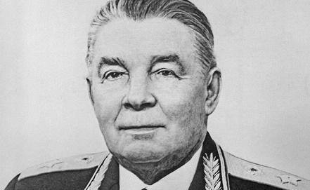 Генерал Армии, Герой Советского Союза Василий Филиппович Маргелов, фото из архива ИТАР-ТАСС