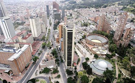 Богота. AP PHoto/Fernando Vergara