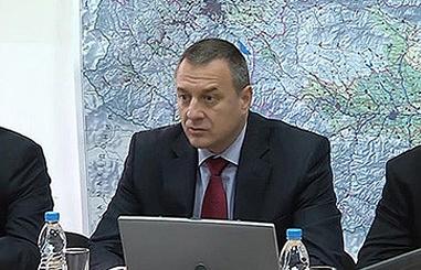 Глава МВД Болгарии Цветлин Йовчев