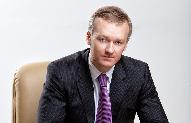 "Гендиректор ""Уралкалия"" Владислав Баумгертнер"