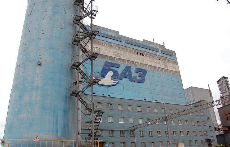 Богословский алюминиевый завод