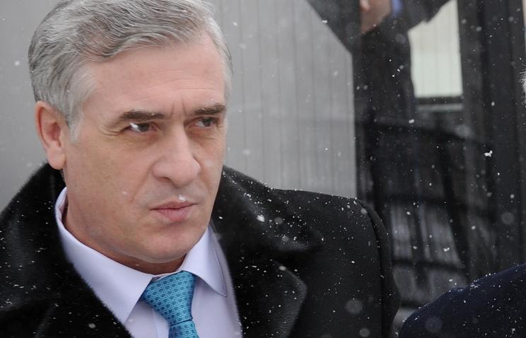 Вице-губернатор Свердловской области Яков Силин