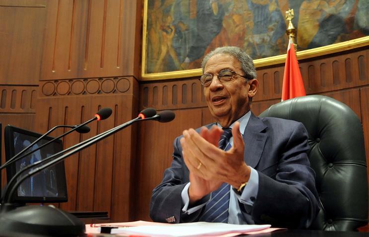 EPA/FOUAD EL GUERNOUSSI / ALMASRY ALYOUM EGYPT