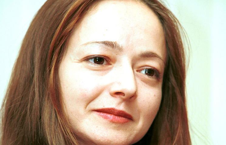 Жанна Аюпова