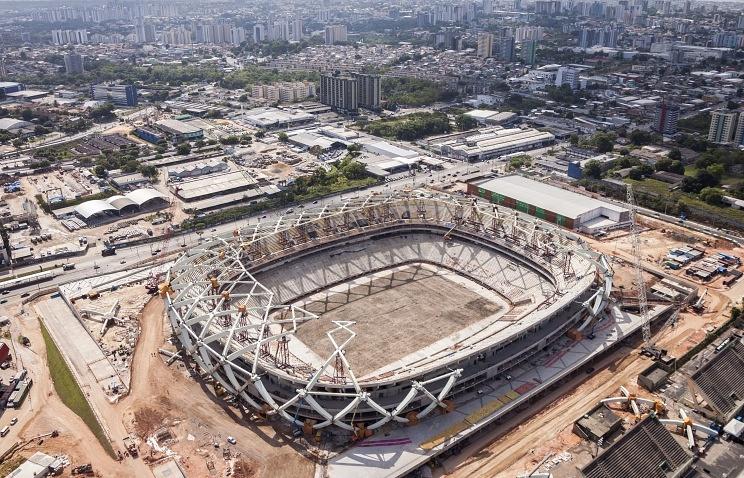 Стадион в Манаусе