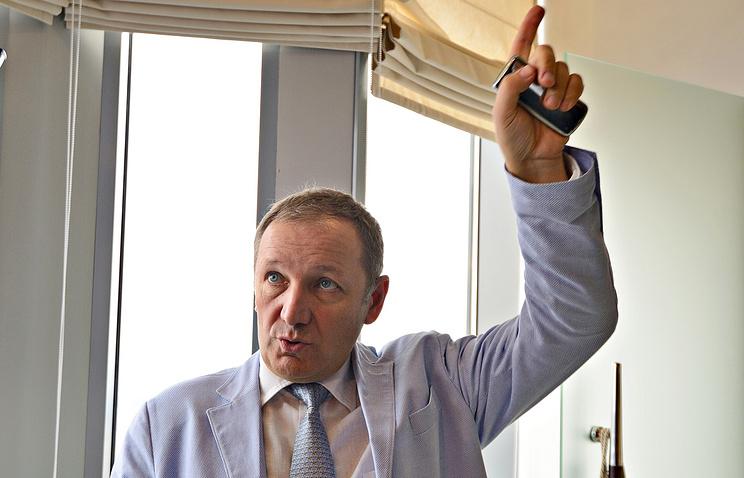"""Владелец БЦ """"Высоцкий"""" Андрей Гавриловский"""