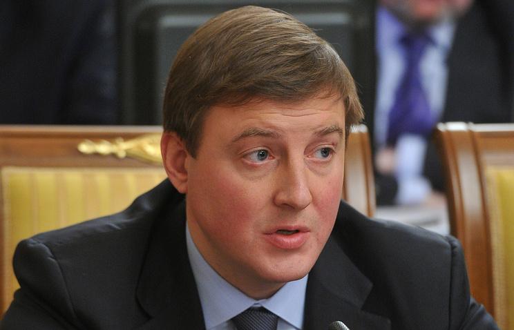 Губернатор Псковской области Андрей Турчак