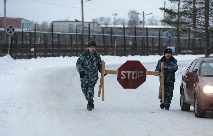 Колония в Сегеже в Карелии, где отбывал наказание Михаил Ходорковский