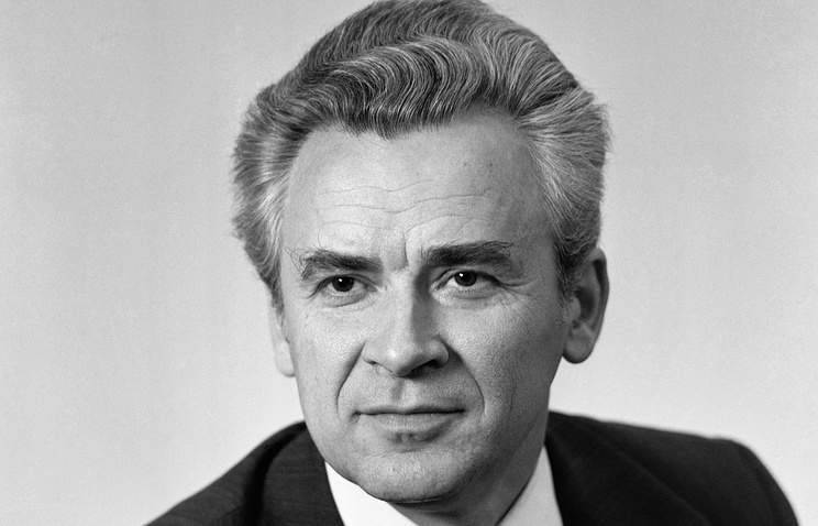 Юрий Дубинин. 1978 год