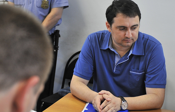 Павел Крупнов