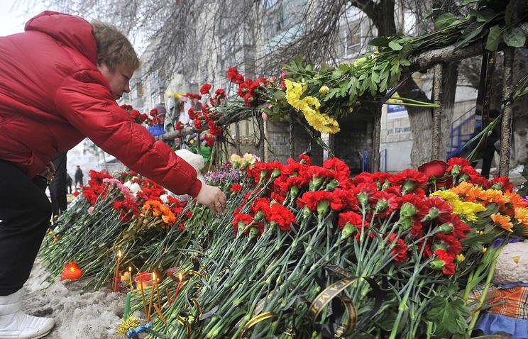Акции памяти по погибшим в терактах в Волгограде