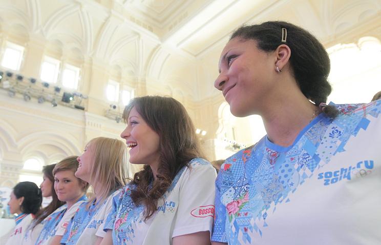 Женская сборная России по керлингу