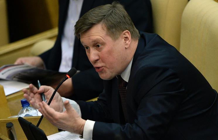 Депутат ГД РФ от фракции КПРФ Анатолий Локоть