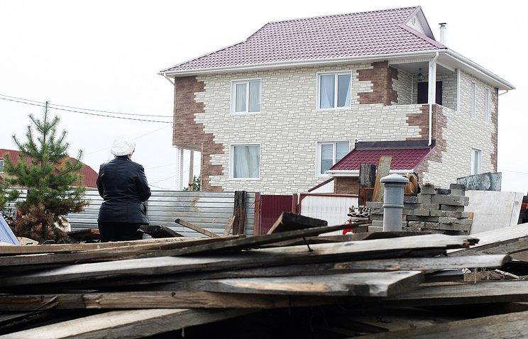 Последствия затопления в Амурской области
