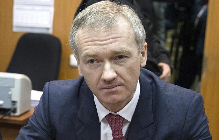 Владислав Баумгертнер в Басманном суде Москвы