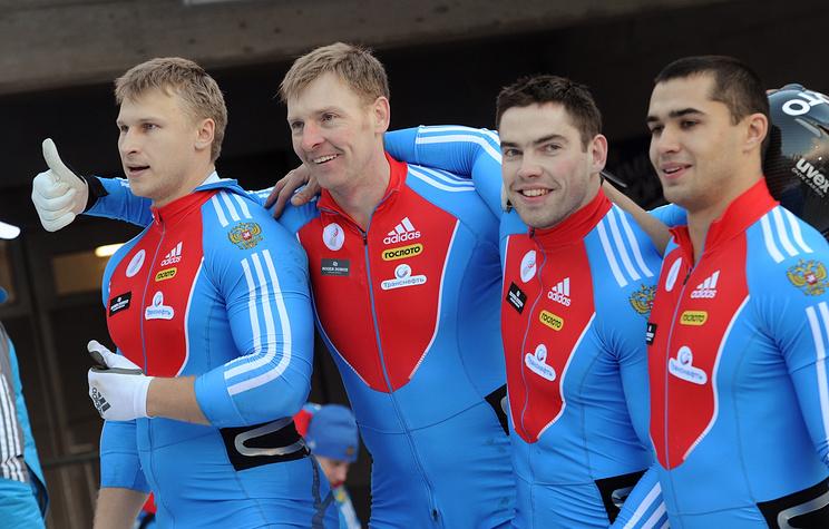 Дмитрий Труненков, Александр Зубков, Максим Мокроусов и Алексей Негодайло