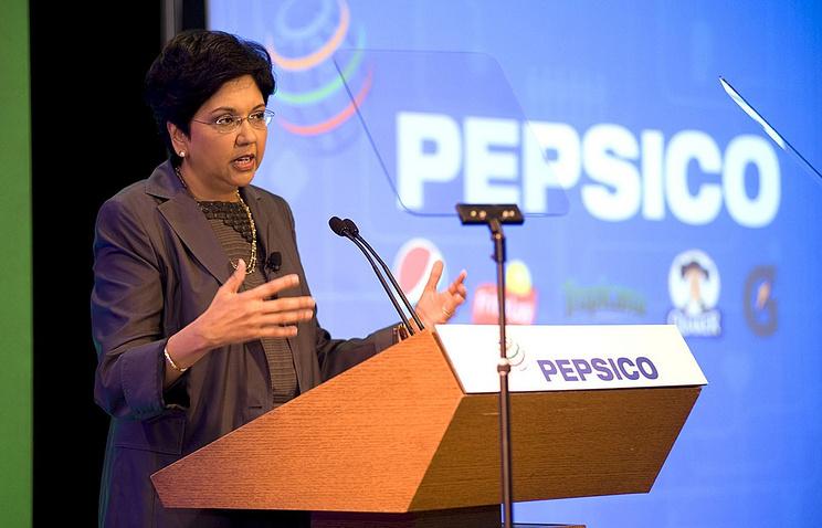 Глава PepsiCo Индра Нуйи