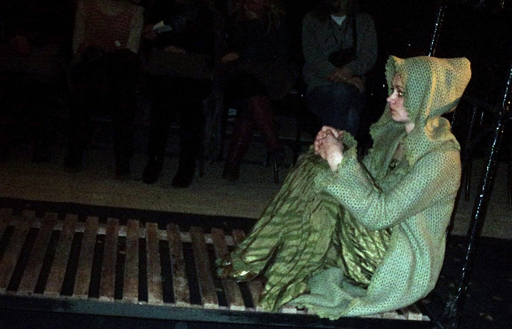 "На фестивале театра малых форм ""CHELoBEK TEATPA - 2013"""