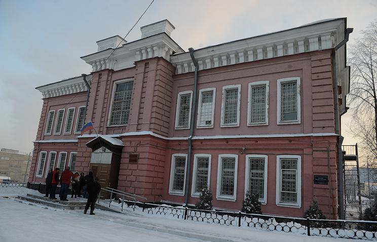 Верх-Исетский районный суд Екатеринбурга