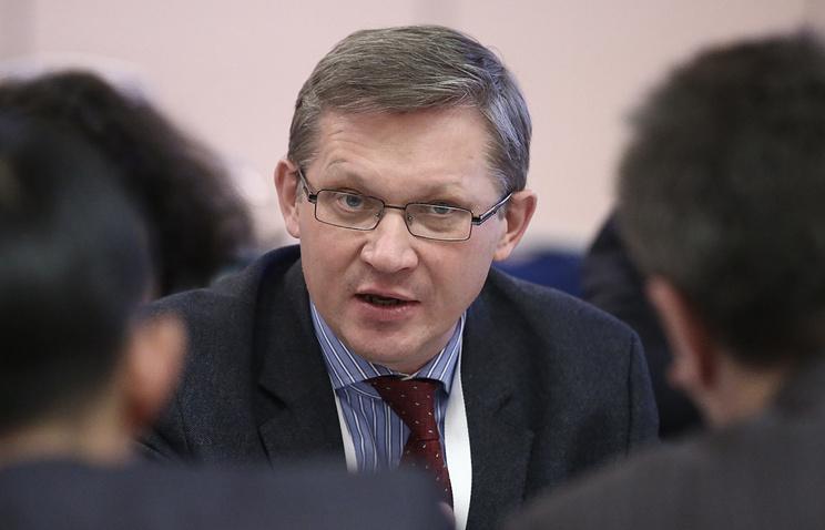 Сопредседатель РПР-ПАРНАС Владимир Рыжков