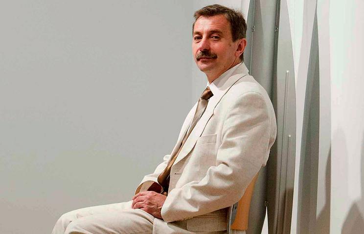 Директор Мемориального музея космонавтики Герой России Александр Лазуткин