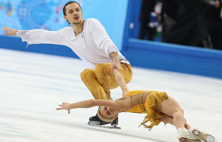 Произвольная программа парного фигурного катания на Играх в Сочи, Татьяна Волосожар и Максим Траньков
