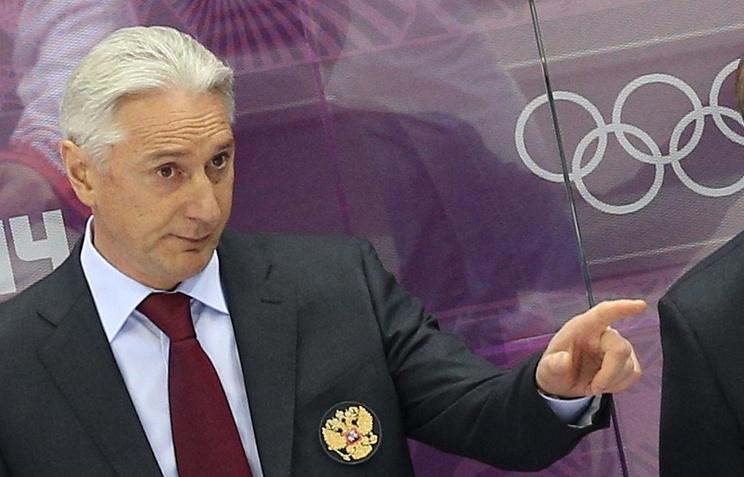 Главный тренер Зинэтула Билялетдинов
