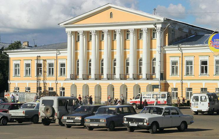 Кострома. Здание областного суда
